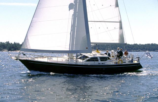 Nauticat 515 de Bruno Cotté
