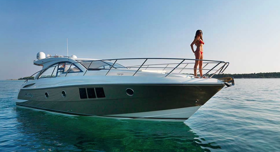bateau Princess Yachts Windy 40 Maestro