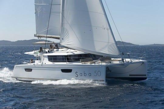 voilier Saba 50 Nautor's Swan