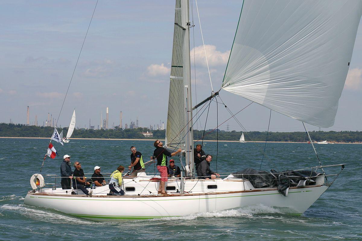Swan 37 de