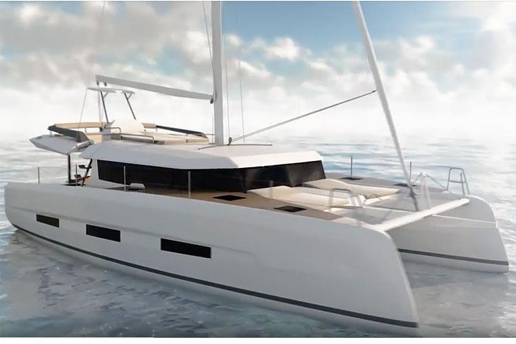 Dufour Catamarans 48 de