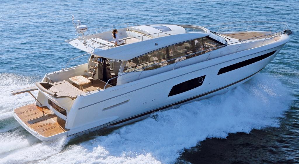 bateau moteur PRESTIGE PRESTIGE 560S