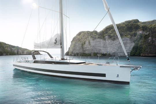 voilier Oceanis Yacht 62 Rebel Industries