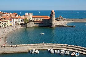 Collioure - port de plaisance