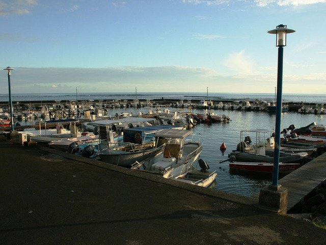 Port de Saint-Leu - Port de plaisance