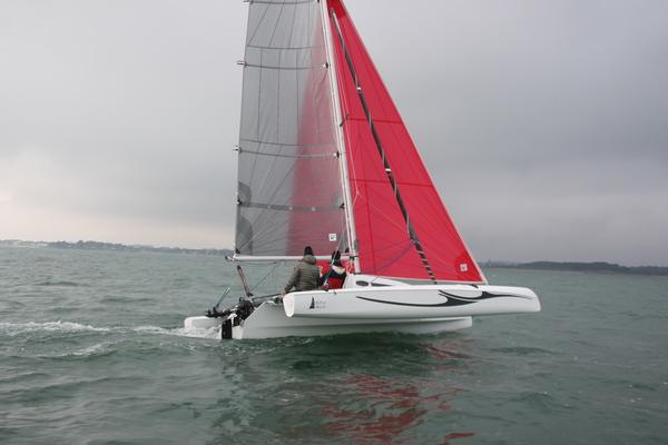 voilier Astus 20.5 Meta Chantier Naval