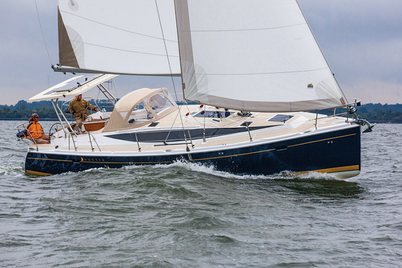 voilier Hunter 40 X-Yachts
