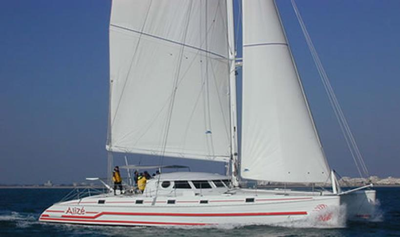 voilier Outremer 64