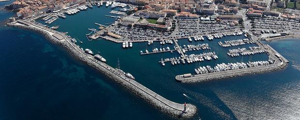 Saint-Tropez - Port de plaisance