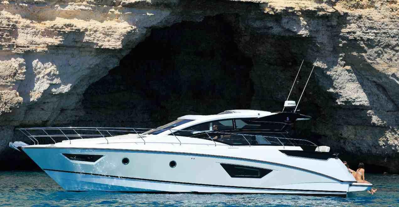 bateau Bénéteau Gran Turismo 46
