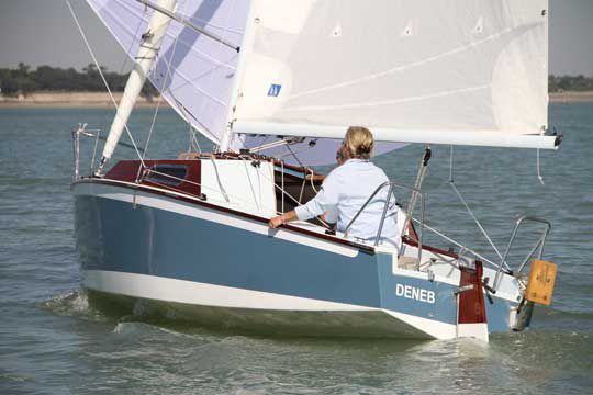 voilier Corsaire Outremer Yachting