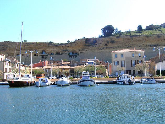 Cargèse - port de plaisance