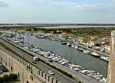 Aigues-Mortes - Port de plaisance