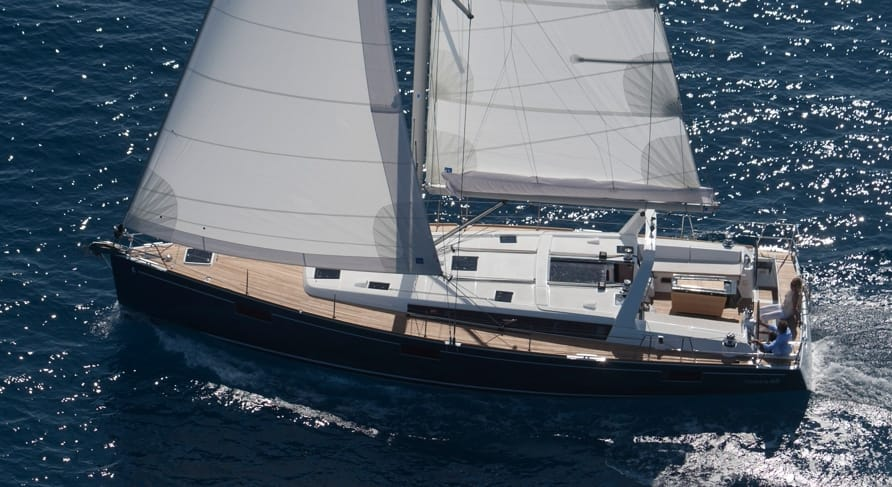 voilier Océanis 48 Wrighton Yachts