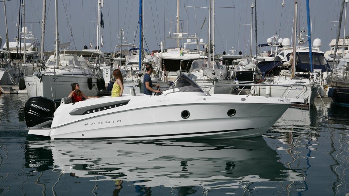 bateau Bénéteau SL702