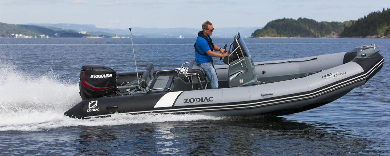 bateau NUOVA JOLLY Pro Open 650