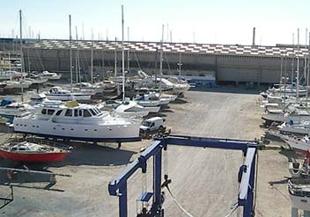 Port à Sec Navy Service - port de plaisance