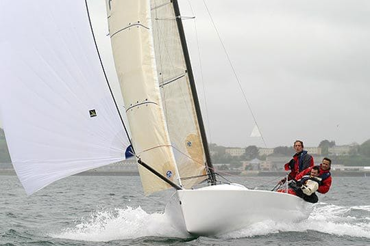 voilier Django SF 18 RS Sailing
