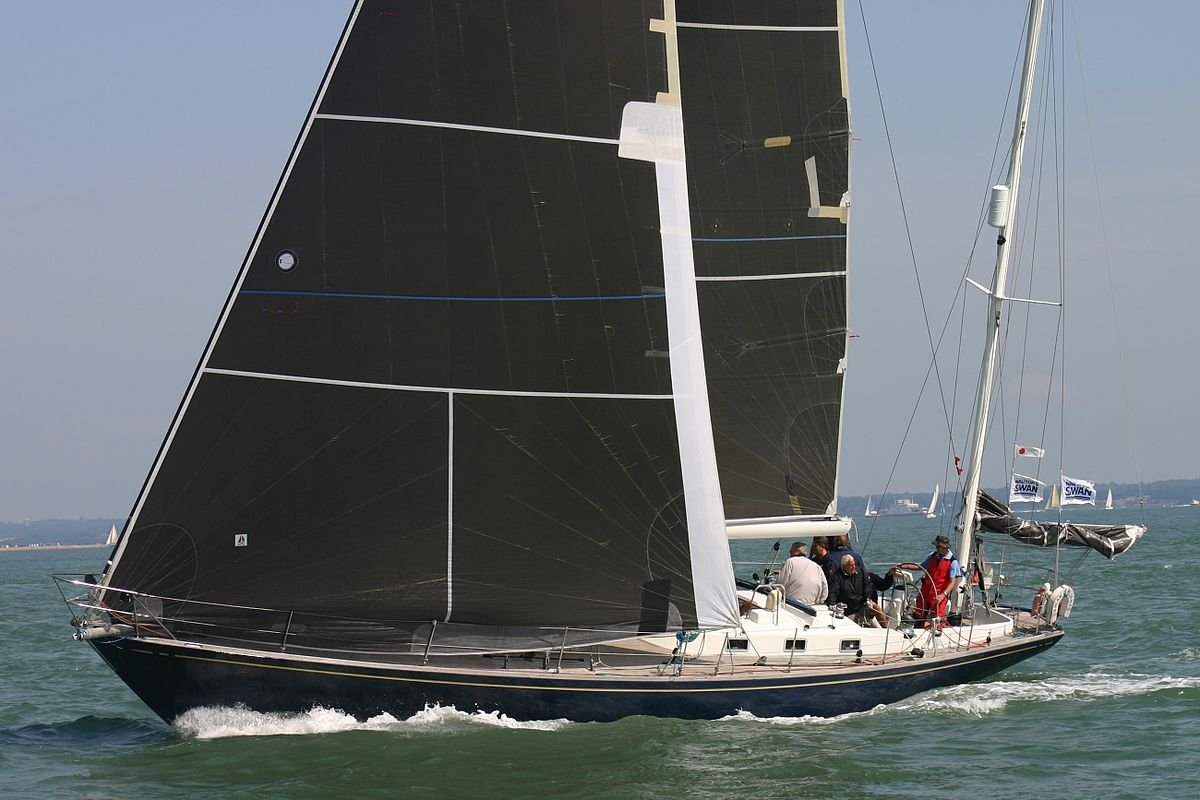 voilier Swan 55 S&S Windpearl Yachts