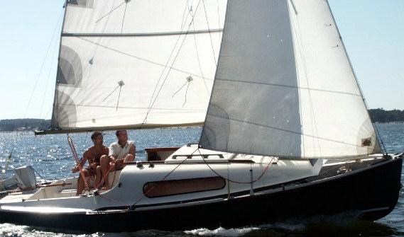 voilier Belouga CN Franck Roy