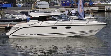 bateau Jeanneau 27 HT