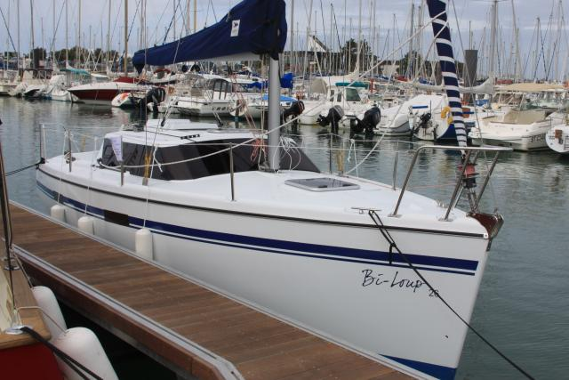 voilier Bi-Loup 26 Wrighton Yachts