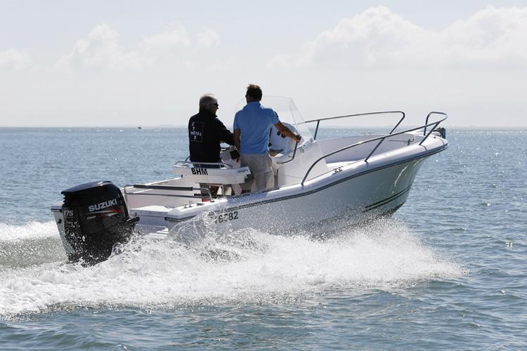 bateau Ocqueteau Open 206