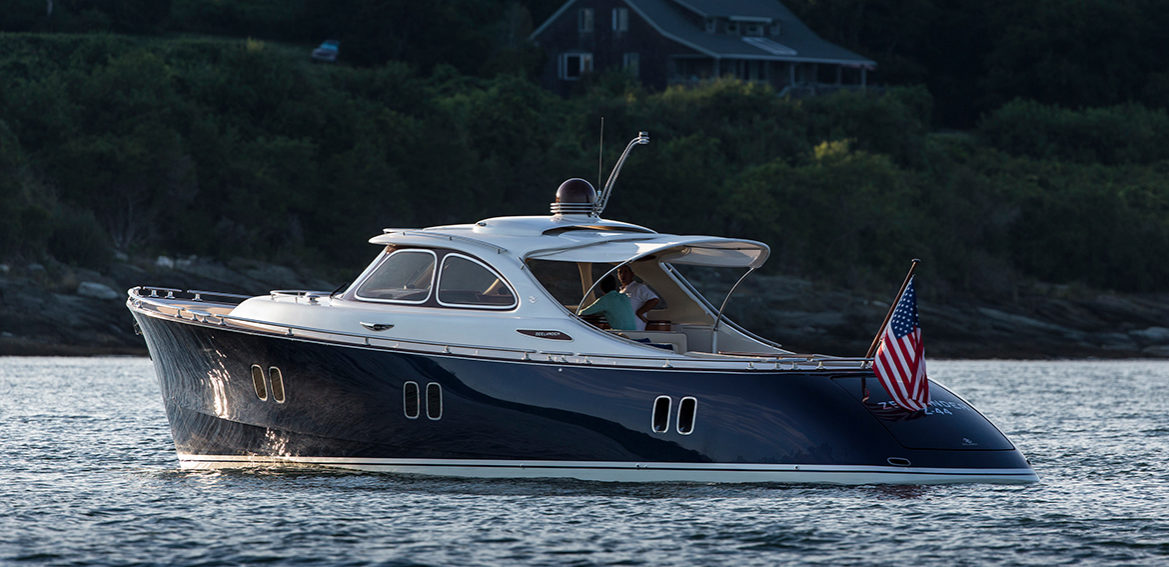 bateau  Zeelander Z44