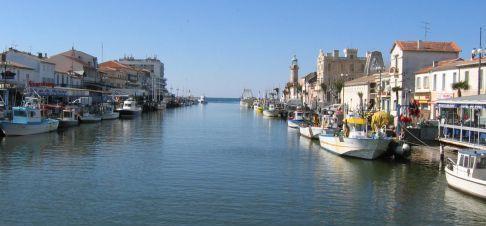 Le Grau-du-Roi - Port de plaisance