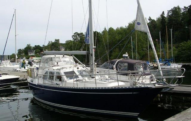 Nauticat 35 de