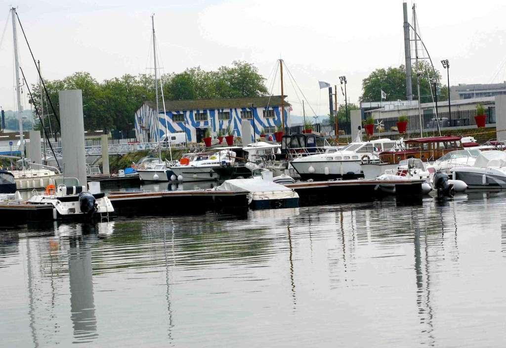 Rouen - Bassin Saint-Gervais