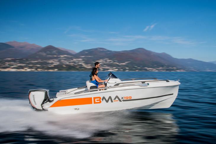 bateau Tringaboat BMA X199