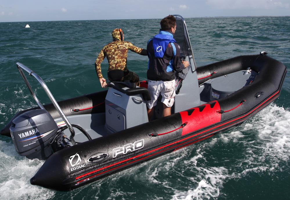 bateau Gala Pro 550