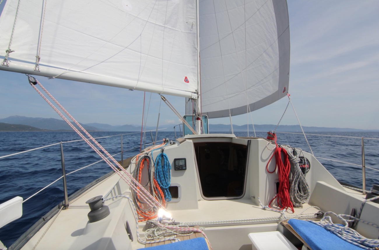 voilier Dufour 28 Mezzo Outremer Yachting