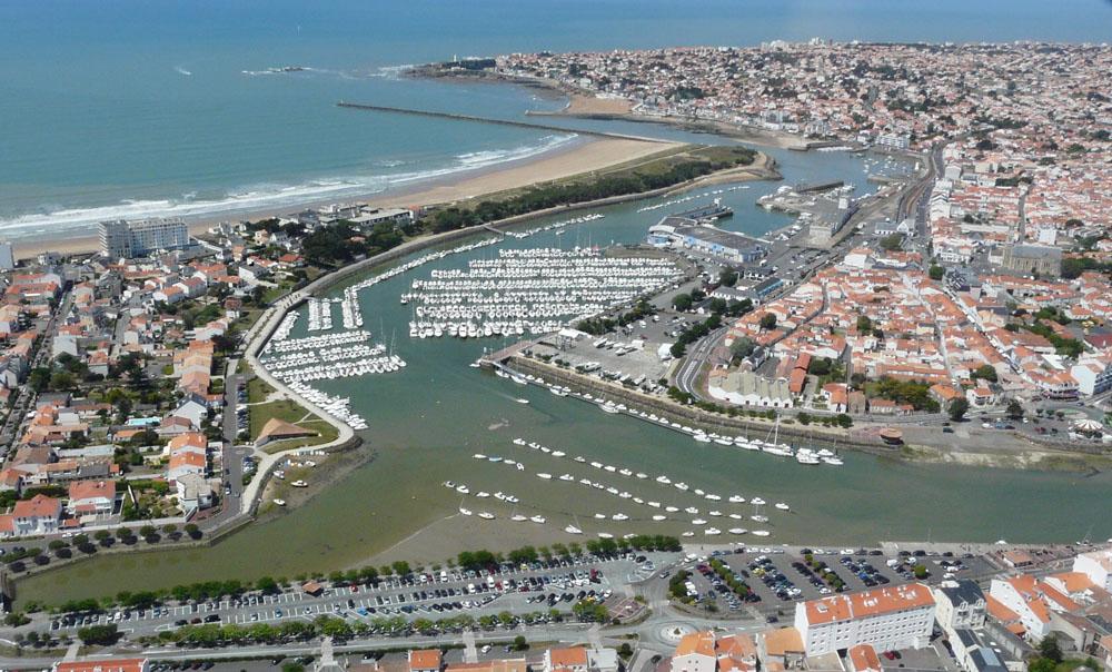 Saint-Gilles-Croix-de-Vie - Port-La-Vie