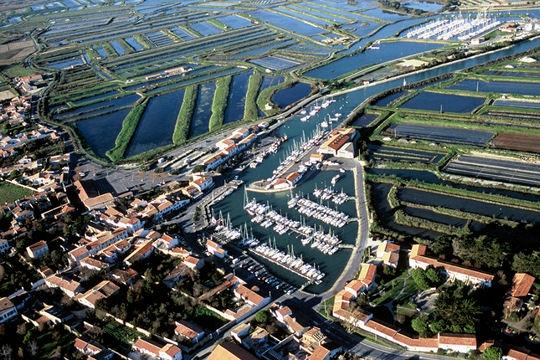 Ars-en-Ré - port de plaisance