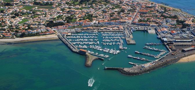 L'Herbaudière - Port de plaisance
