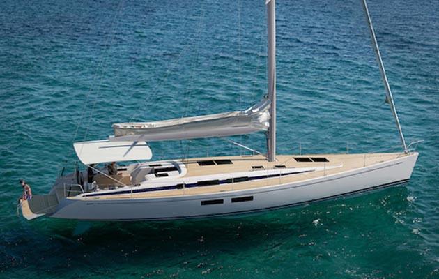 voilier Swan 54 Dufour Yachts