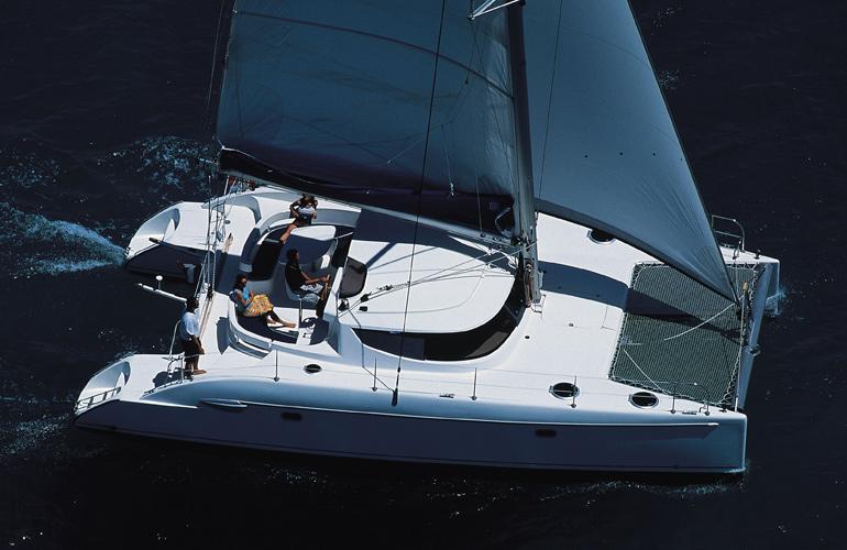 voilier Lavezzi 40 Kirié