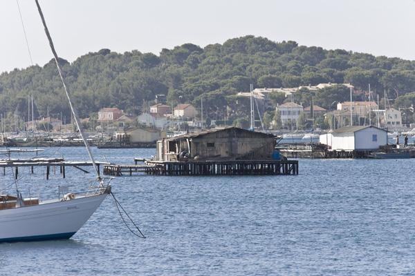 Toulon - Port du Lazaret - port de plaisance