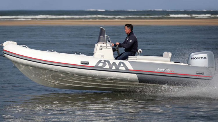 bateau Adventure Boats Sport 19 GT