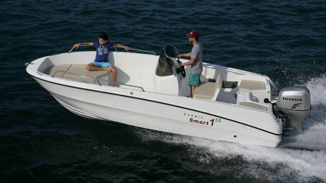 bateau moteur  SmartONE 55