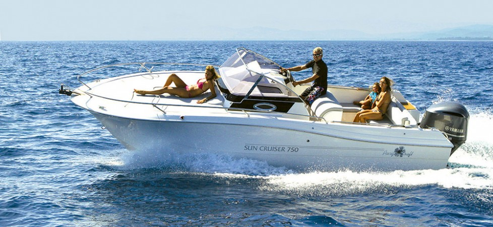 Pacific Craft 750 Sun Cruiser de