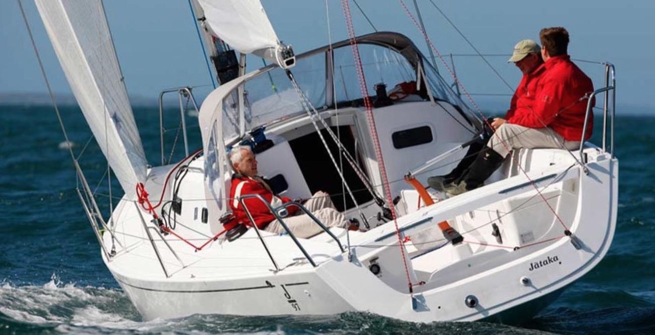 voilier J/97 Dufour Yachts