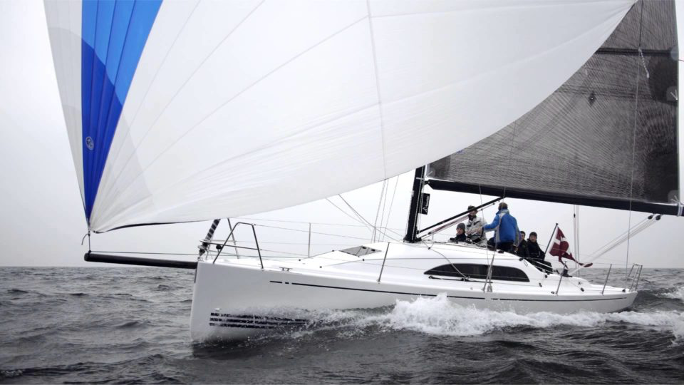 voilier Xp 33 AS Boat