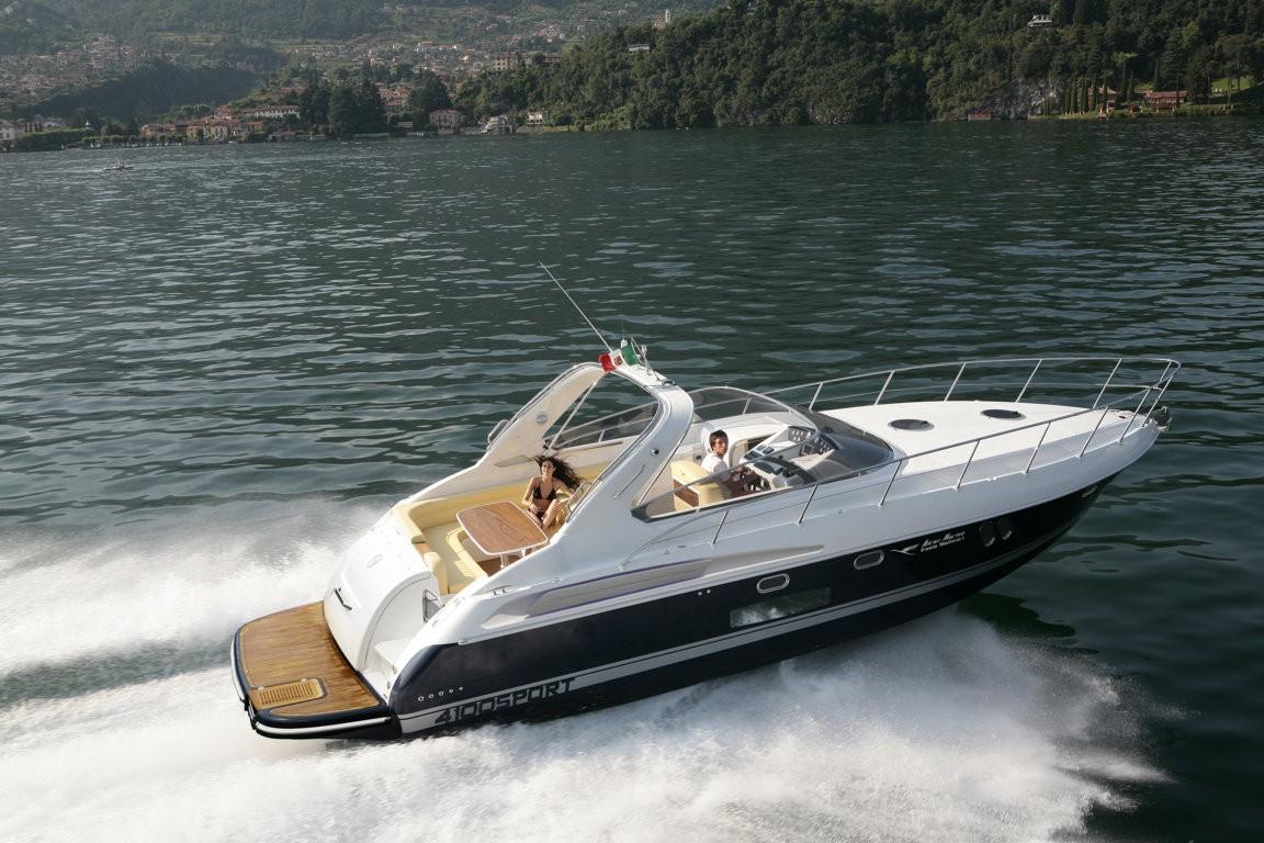 bateau Jeanneau Airon 388/4100 Sport