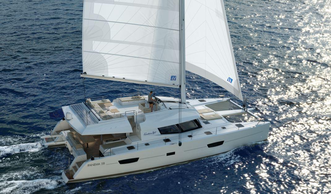 voilier Ipanema 58