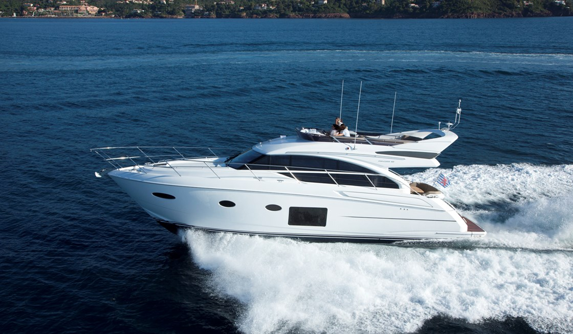 Princess 52 Flybridge de