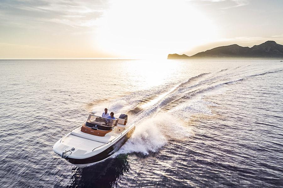 bateau Airon Marine 240 CX