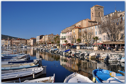 La Ciotat - Port Vieux - Port de plaisance
